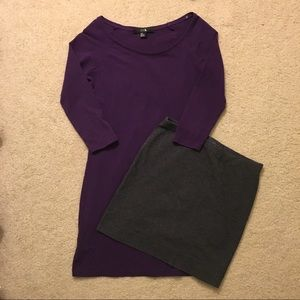 Forever 21 Dress and Skirt Tight Bodycon EUC